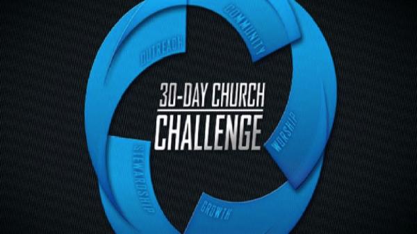 30 Day Church Challenge