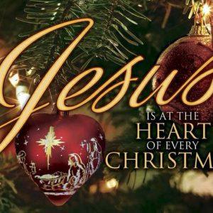 Jesusistheheartofchristmas