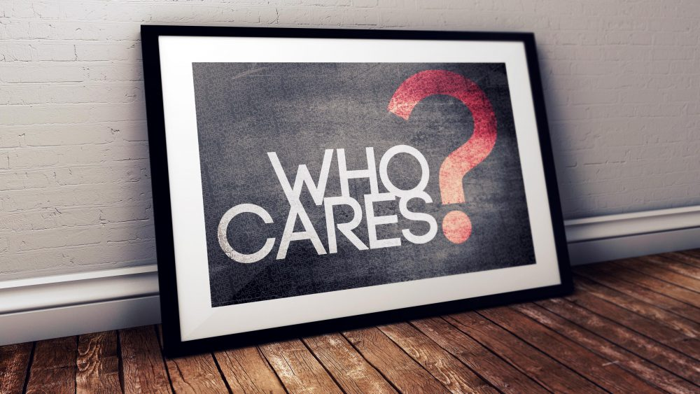 Malachi - Who Cares?