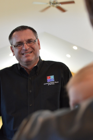 Pastor Doug Wallin