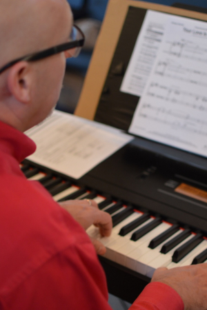 Worship Director – Bryant Downey