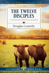 The Twelve Disciples Lifeguide Bible Studies By Connelly Douglas Paperback